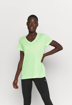 Under Armour - TECH TWIST - Funktionsshirt - quirky lime