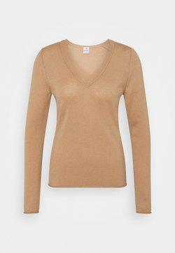 FTC Cashmere - Pullover - almond