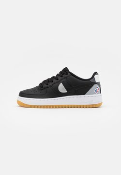 Nike Sportswear - AIR FORCE 1 - Sneaker low - black/wolf grey/dark grey