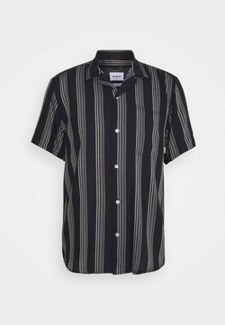 Woodbird - CHINE SEAL - Camicia - navy/white