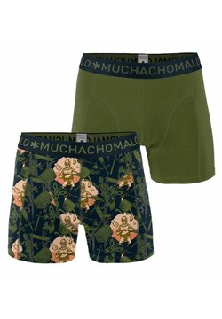 MUCHACHOMALO - 2PACK - Shorty - green