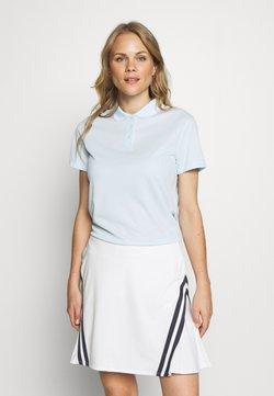 Nike Golf - DRY VICTORY - Funktionsshirt - topaz mist/white