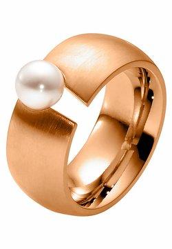 Heideman - DAMENRING PERLE - Ring - rose gold-coloured