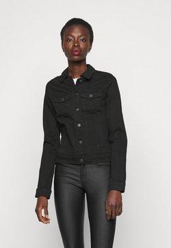 Vero Moda Tall - VMHOT SOYA JACKET - Farkkutakki - black
