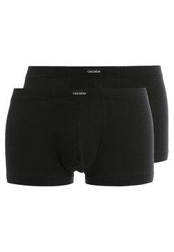 Ceceba - 2 PACK - Shorty - black
