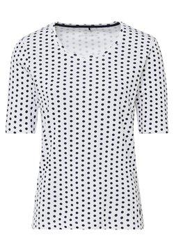 Olsen - T-Shirt print - weiãŸ