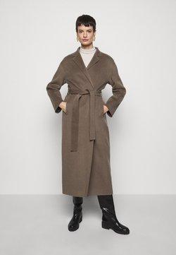 Filippa K - ALEXA COAT - Klassischer Mantel - dark taupe