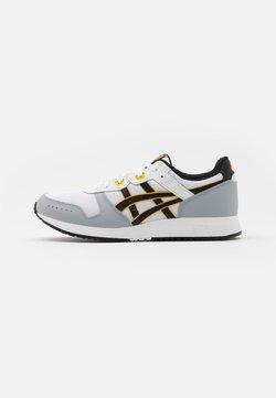 ASICS SportStyle - LYTE CLASSIC UNISEX - Sneaker low - white/saffron