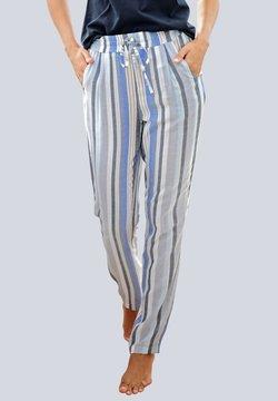 Alba Moda - Stoffhose - blau
