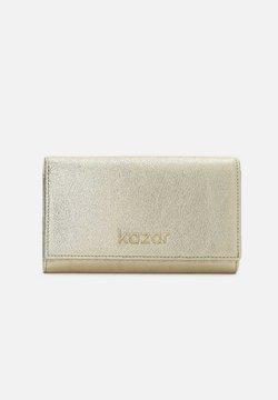 Kazar - Lompakko - gold