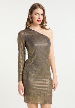 faina - Cocktailkleid/festliches Kleid - schwarz gold