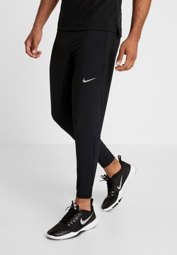 Nike Performance - ESSENTIAL PANT - Jogginghose - black/reflective silver