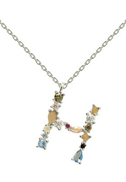 P D Paola - Ketting - silber