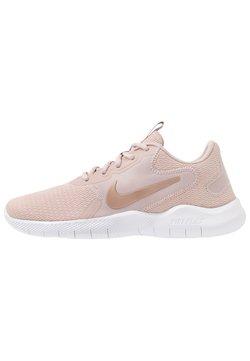 Nike Performance - FLEX EXPERIENCE RN  - Zapatillas de running neutras - stone mauve/metallic silver/metallic red bronze/platinum tint/fossil stone