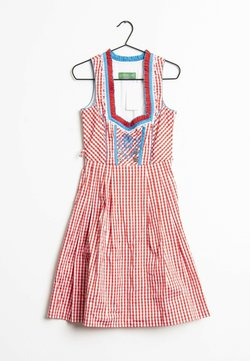 Country Line - Dirndl - red