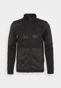 Icepeak - EXETER - Fleecejacke - black