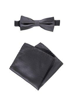 LERROS - SET - Einstecktuch - slate grey