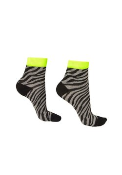 Calzedonia - Socken - zebra grigio mel