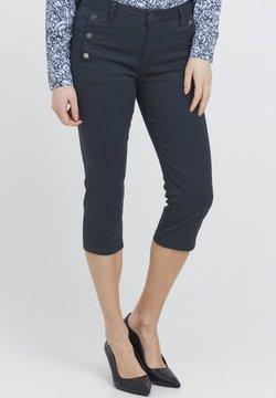 Fransa - Shorts - dark peacoat