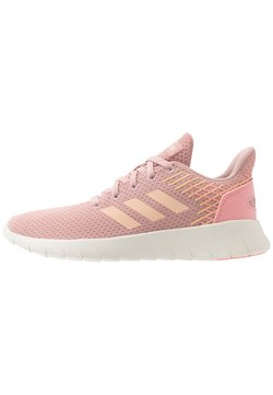 adidas Performance - CALIBRATE RESPONSE GO RUNNING SHOES - Obuwie do biegania treningowe - pink spice/glow orange/glow pink