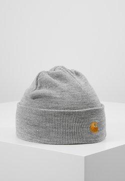 Carhartt WIP - CHASE BEANIE UNISEX - Bonnet - grey heather/gold