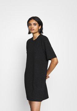 Monki - IZZY DRESS - Korte jurk - black