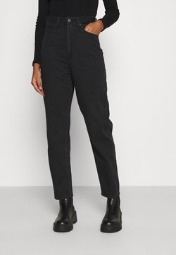 Lee - STELLA TAPERED - Relaxed fit jeans - black duns