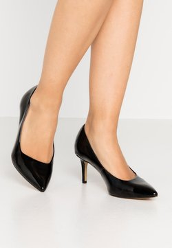 Tamaris - COURT SHOE - Klassieke pumps - black