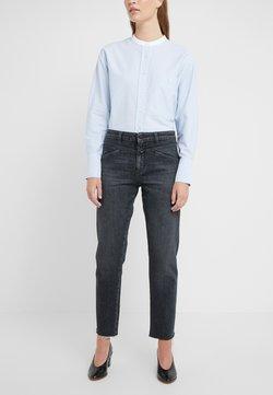 CLOSED - CROPPED X - Jeans a sigaretta - dark grey