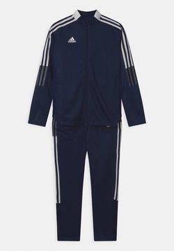 adidas Performance - TIRO SET UNISEX - Verryttelypuku - team navy blue