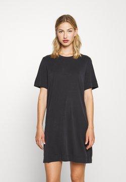Monki - ABBIE DRESS - Vestido ligero - black dark