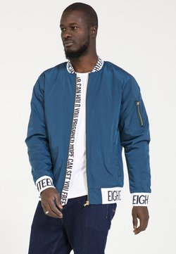 PLUS EIGHTEEN - Giubbotto Bomber - blue