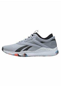 Reebok - HIIT FOUNDATION - Chaussures de running stables - grey