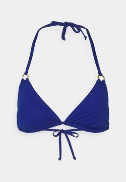 LASCANA - TRIANGEL - Bikinitop - blue