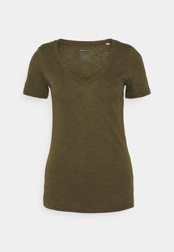Marc O'Polo - T-Shirt basic - native olive