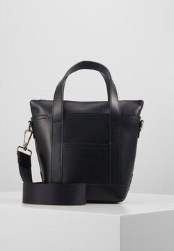 Marimekko - MILLI MATKURI BAG - Käsilaukku - black