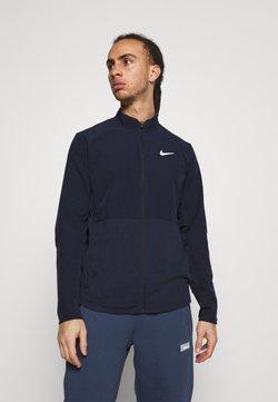 Nike Performance - Träningsjacka - obsidian/white
