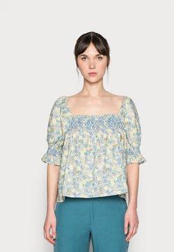 Résumé - EFFIE BLOUSE - Bluse - pastel green