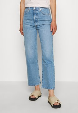 Levi's® - RIBCAGE STRAIGHT ANKLE - Jeans a sigaretta - tango gossip