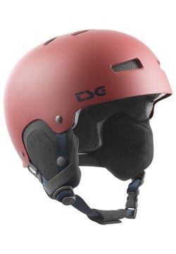 TSG - GRAVITY - Helm - satin dark red