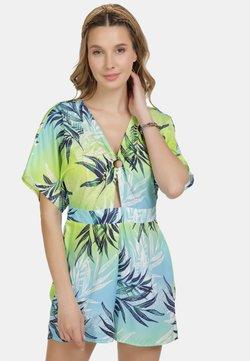 IZIA - Combinaison - tropical print