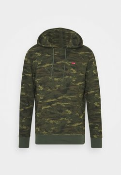 Levi's® - CORE HOODIE - Sweatshirt - greens