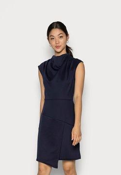 Closet - CLOSET HIGH NECK DRESS - Sukienka koktajlowa - navy