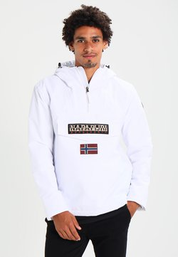 Napapijri - RAINFOREST WINTER - Windbreaker - bright white