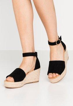Call it Spring - LIBERTII - Sandaletter - black