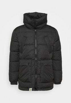 Nagev - Winterjas - black