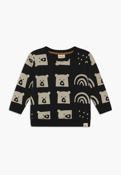 Turtledove - RAIN BEAR - Sweatshirt - black