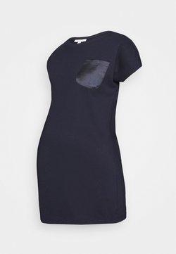 Esprit Maternity - Camiseta estampada - night sky blue