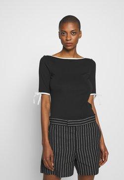 Lauren Ralph Lauren - T-shirt print - black