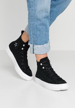 Converse - CHUCK TAYLOR ALL STAR HIKER FINAL FRONTIER - Sneakers hoog - black/white